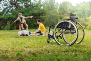 Personal Injury Compensation Claim for a child