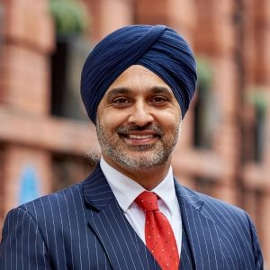 Ranjit Uppal, Director and Child Care Law Solicitor